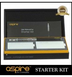 STARTER KIT ASPIRE 900MAH
