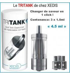 Clearomiseur Tritank XEDIS
