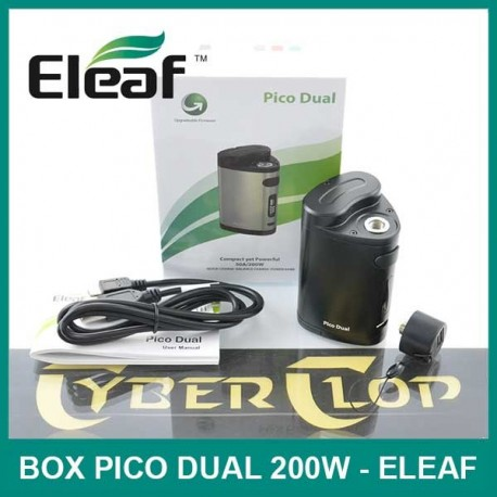 BOX PICO DUAL 200W - ELEAF