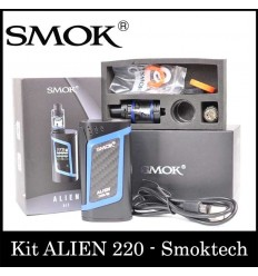 KIT ALIEN 220 TFV8 BABY - SMOKTECH