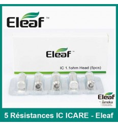 RÉSISTANCES IC ICARE HEAD - ELEAF