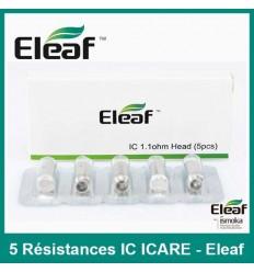 RÉSISTANCES IC ICARE HEAD - ELEAF