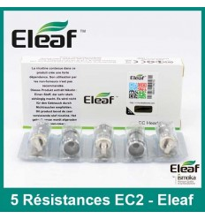 Résistance EC2 - Eleaf