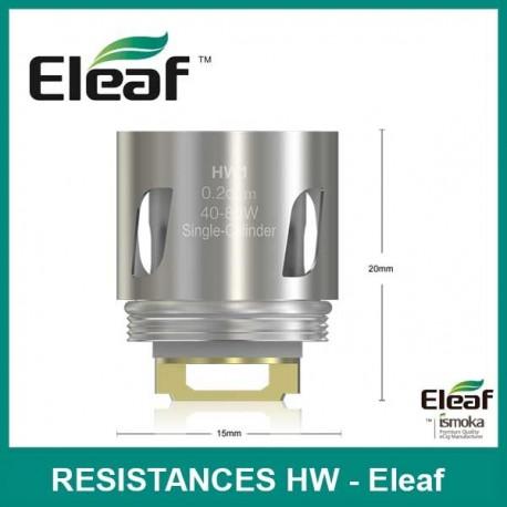 Résistance ELLO HW - Eleaf