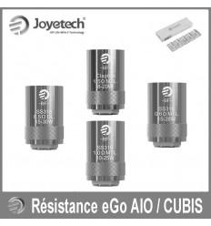 Résistance eGo AIO - Joyetech Lot de 5