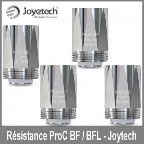 Résistance PROC- BF pour Cubis 2, Ego AIO - Joyetech