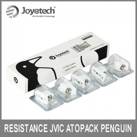 RÉSISTANCES JVIC1 ATOPACK PENGUIN - JOYETECH