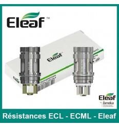 RESISTANCE ECL / ECML - iJust2-ijust S-Melo-Melo2-Melo3-Lemo3 - ELEAF