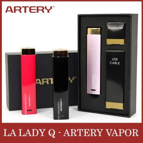 KIT LADY Q - ARTERY VAPOR