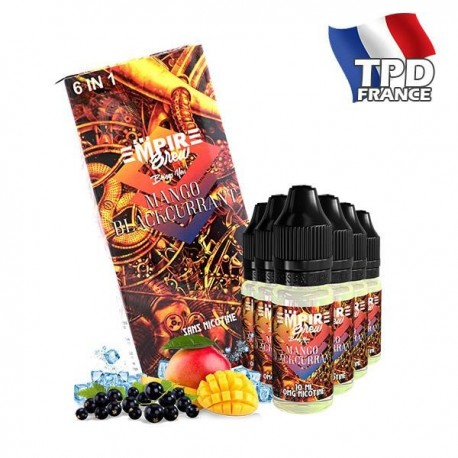 MANGO BLACKCURRANT MBC VAPE EMPIRE