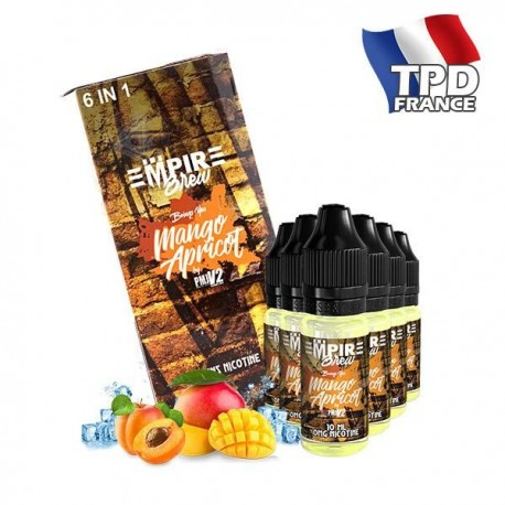 MANGUE APRICOT MGA VAPE EMPIRE