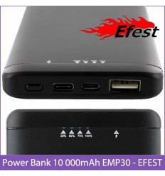 Power Bank EMP30 de 10000mAh Type C - EFEST
