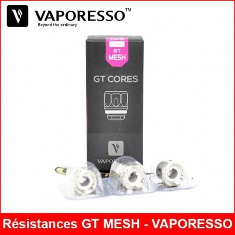 Résistances GT MESH - VAPORESSO