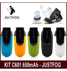 KIT C601 de chez JUSTFOG
