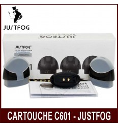 CARTOUCHE C601 POD DE JUSTFOG