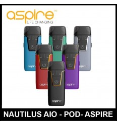 KIT NAUTILUS AIO POD - ASPIRE