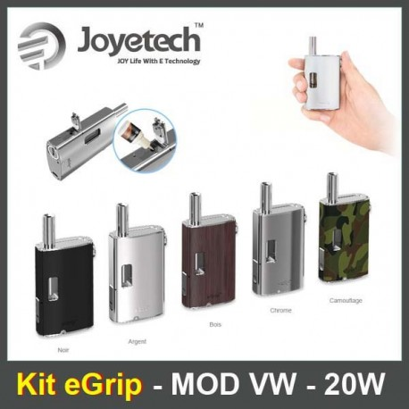 KIT eGRIP - MOD VW - 20W JOYETECH