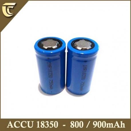 ACCU Li-ion 18650 - 800/900mAh