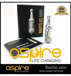 MINI NAUTILUS ASPIRE 2ml