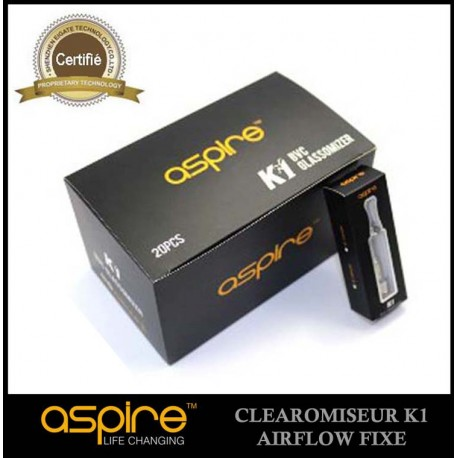 CLEAROMISEUR K1 BVC ASPIRE 1.5ml