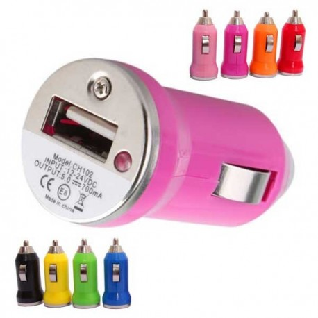 Chargeur USB allume cigare