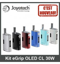 Box eGrip OLED CL 30W Joyetech