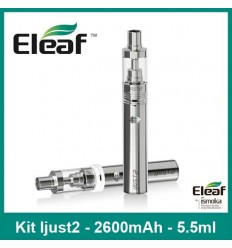 Kit iJust 2 Eleaf 2600mAh