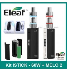 KIT ISTICK TC 60W MELO 2 - Eleaf