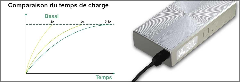 charge basal